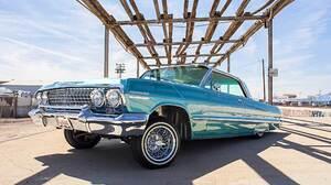 Chevrolet Chevrolet Impala Classic Car Lowrider 2039x1360 wallpaper