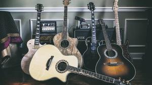 Music Guitar 2048x1365 Wallpaper