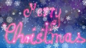 Christmas Merry Christmas Snowflake 3000x2000 Wallpaper