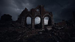 Battlefield 1 Destruction 2560x1440 Wallpaper