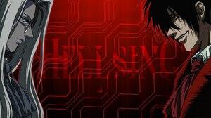 Hellsing Anime 1600x1200 wallpaper