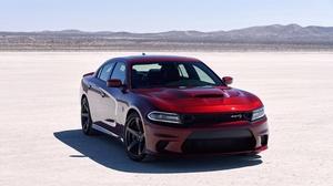 Car Dodge Dodge Charger Dodge Charger Srt Muscle Car Red Car Vehicle 3000x1688 Wallpaper