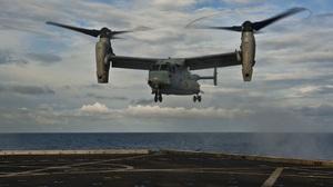 Bell Boeing Bell Boeing V 22 Osprey Helicopter Maritime Military Mv 22 Osprey Navy Uss New York Vehi 1600x1143 Wallpaper