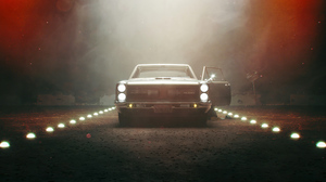Dodge Challenger 3840x2160 Wallpaper