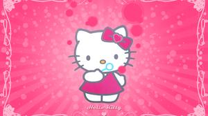 Hello Kitty 2880x1800 Wallpaper