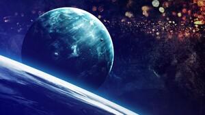 Sci Fi Planetscape 1920x1200 wallpaper