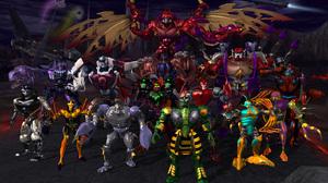 Beast Wars Transformers 1583x1024 Wallpaper
