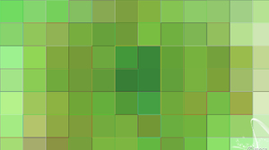 Abstract Colorful Digital Art Geometry Gradient Green Shapes Square 1920x1080 Wallpaper