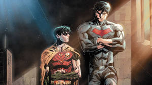 Batman Dc Comics Jason Todd Red Hood Red Hood And The Outlaws 1920x1080 Wallpaper