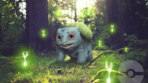 Bulbasaur Pokemon Pokemon 1920x1280 Wallpaper