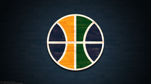 Basketball Logo Nba Utah Jazz 3840x2160 Wallpaper