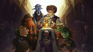 Video Game Hearthstone Heroes Of Warcraft 2048x1152 wallpaper