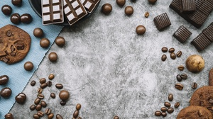 Chocolate Still Life Sweets 7360x4912 Wallpaper