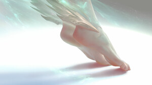 Artistic Feet 1920x1080 Wallpaper