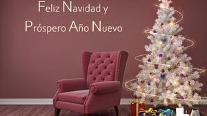 Christmas Tree Merry Christmas 2560x1920 Wallpaper
