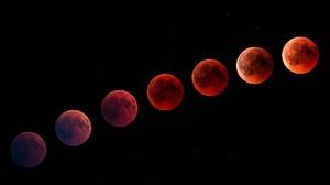 Blood Moon Moon 1920x1280 wallpaper
