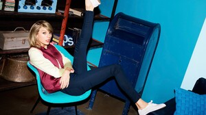 Blonde Blue Eyes Singer Taylor Swift Woman 1920x1200 Wallpaper