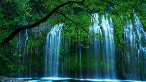 Waterfall 2560x1600 Wallpaper