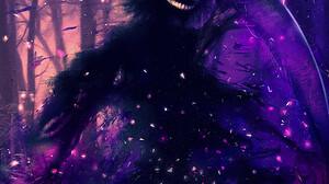 Dark Creature 1920x1508 Wallpaper