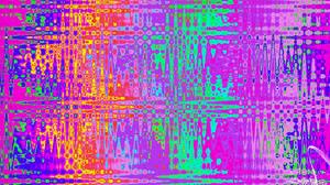 Abstract Artistic Blue Colors Digital Art Pink 1920x1080 Wallpaper