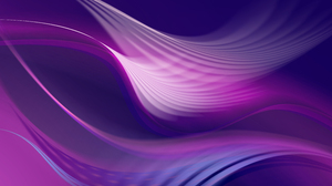 Abstract Purple Wavy Lines 5120x2880 Wallpaper