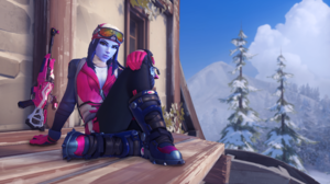 Overwatch Widowmaker Overwatch 3840x2160 Wallpaper