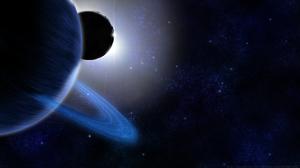 Sci Fi Planetary Ring 1920x1080 wallpaper
