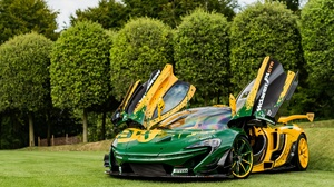 Car Mclaren Mclaren P1 Sport Car Supercar Vehicle 2048x1280 wallpaper