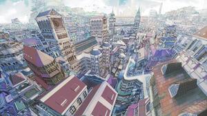 Anime Original 2500x1923 wallpaper