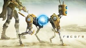 ReCore Video Games Science Fiction Concept Art 1920x1080 Wallpaper