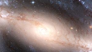 Sci Fi Galaxy 5760x1200 Wallpaper