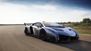 Car Sports Car Speed Design Lamborghini Veneno 3840x2160 Wallpaper