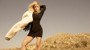 Actress American Black Hair Blonde Jessica Simpson Singer 8280x4658 Wallpaper