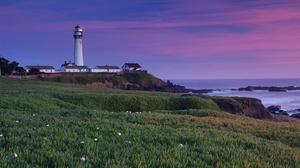 Man Made Lighthouse 3008x2000 Wallpaper