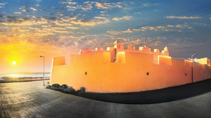 Lisbon Portugal Sky Sunlight Building 3840x2160 Wallpaper