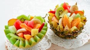 Colorful Food Fruit 2560x1700 Wallpaper