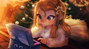 Christmas 2560x1440 Wallpaper