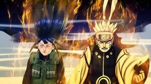 Uzumaki Naruto Hyuuga Hinata Naruto Shippuuden Anime 3285x1920 Wallpaper