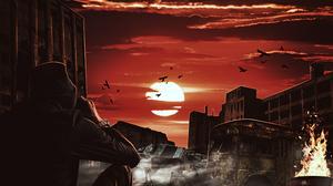 Post Apocalyptic 3840x2400 wallpaper