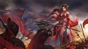 WuXia Xianxia 2400x1350 Wallpaper