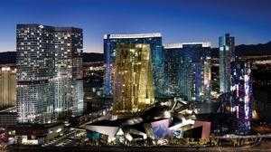 Las Vegas 3840x2322 wallpaper
