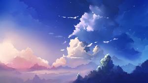 Cloud Sky 1920x1080 Wallpaper