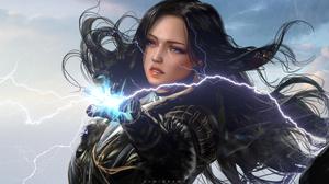 Yennefer Of Vengerberg The Witcher The Witcher 3 Wild Hunt Zumidraws 3840x2160 Wallpaper