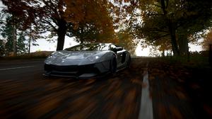 Forza Horizon 4 Lamborghini Lamborghini Aventador LP700 4 Grey Cars Liberty Walk 1920x1080 wallpaper