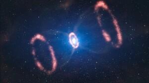 Space Destruction Supernova Explosion Stars 2550x1600 Wallpaper