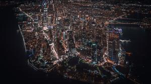 Man Made New York 3000x2000 Wallpaper