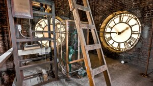 Man Made Clock 5184x3456 Wallpaper