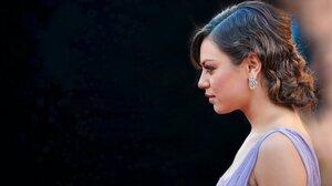 Earrings Mila Kunis Profile 3360x2100 wallpaper