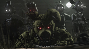 Video Game Five Nights At Freddy 039 S 3 1920x1080 Wallpaper