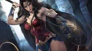 Girl Woman Wonder Woman 2048x1256 Wallpaper